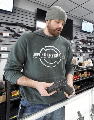 Joplin sees same surge in gun sales as rest of nation