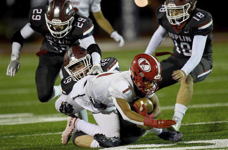 Joplin's second-half adjustments lead to district semifinals win