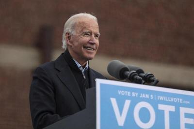 Biden, Harris stress impact of Georgia runoff on their administration