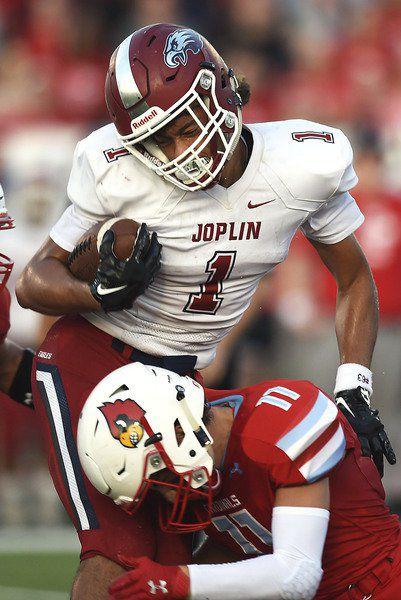 'Inspired' Joplin knocks off Webb City