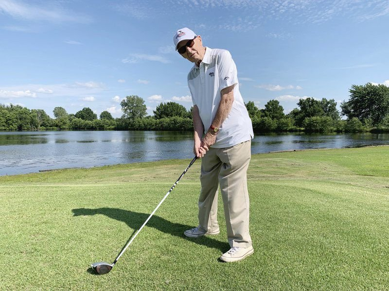 Nevada native aces same hole three times in 13-year stint