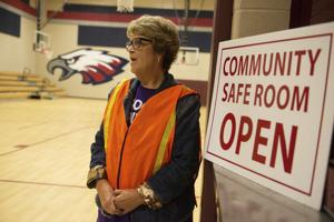 Eight years after 2011 tornado, community safe rooms provide shelter from storms