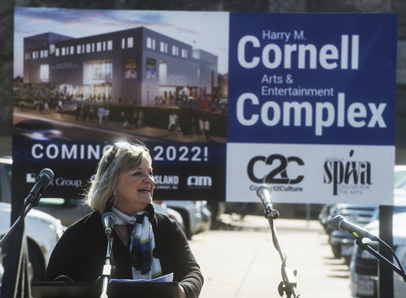 Officials break ground for Cornell Complex