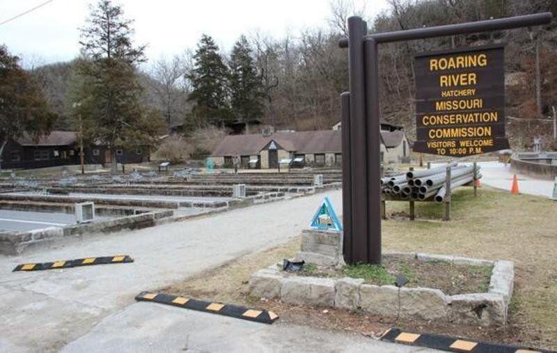 Modernization at Roaring River hatchery complete