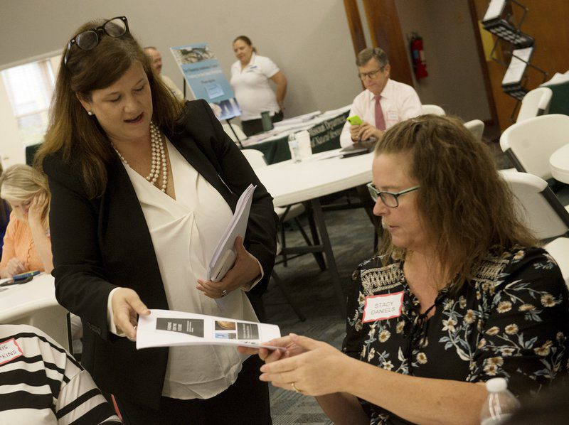 Webb City's wastewater project recognized during state financial workshop