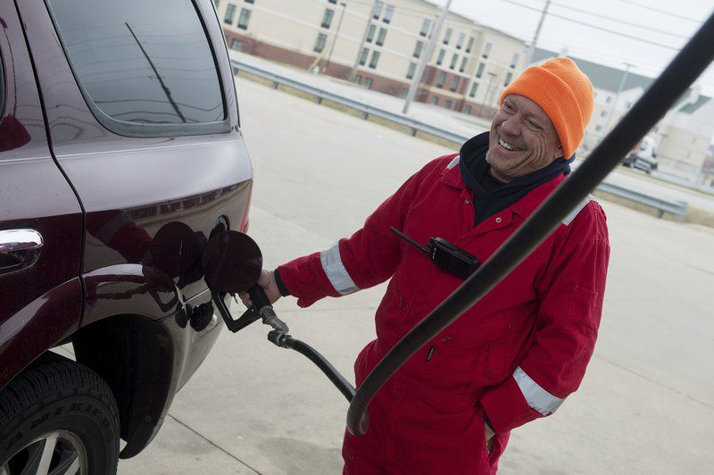 Doc's Stop location resurrects some features of full-service gas station