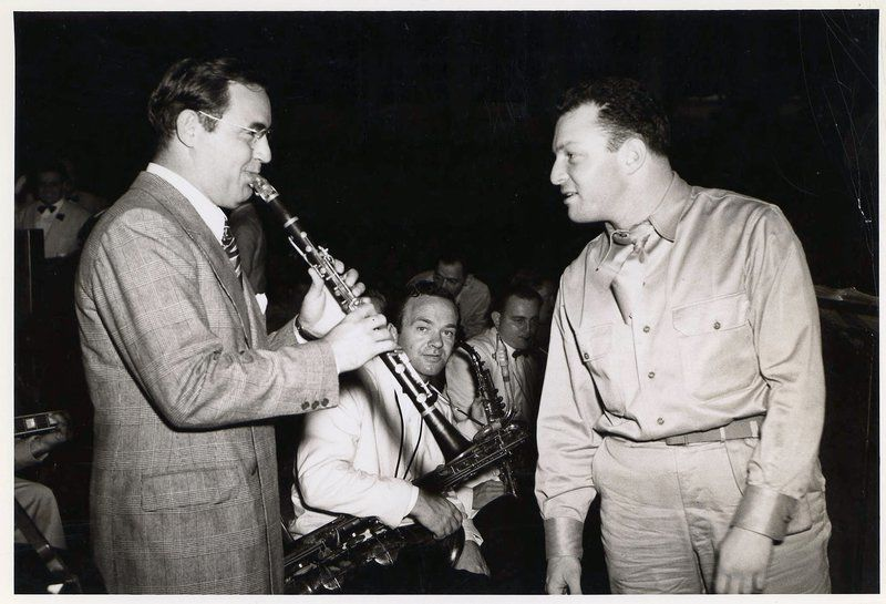 Bill Caldwell: Nationally known musicians entertained the troops at Camp Crowder