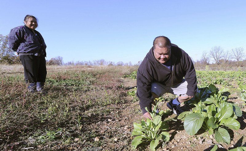 Missouri agriculture grant to help area Hmong farmers