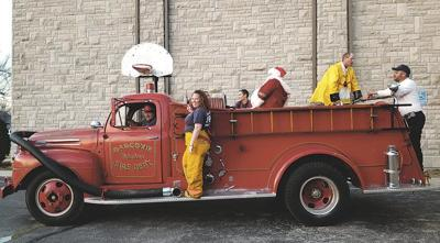 Sarcoxie department raising funds to restore antique firetruck