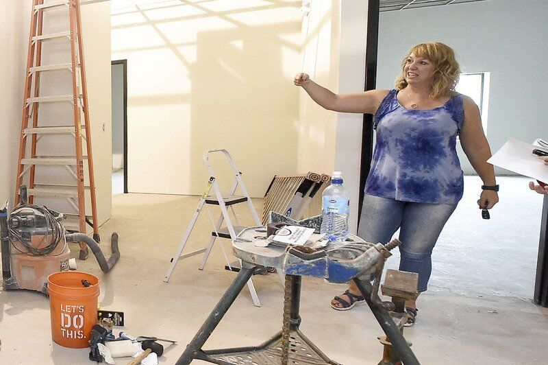 Construction progressing on Boys & Girls Club expansion, remodeling