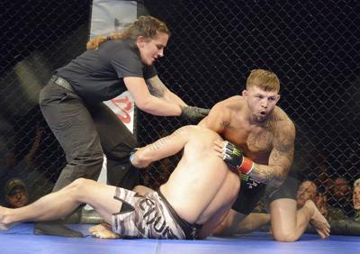 Crutchmer makes impressive debut at Xtreme Fight Night