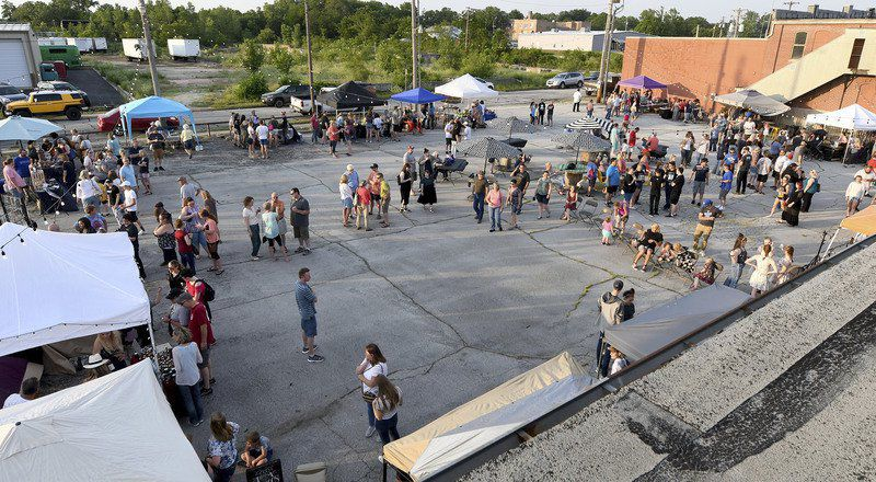 Growing market: Empire Market plans to launch capital campaign to develop, expand building