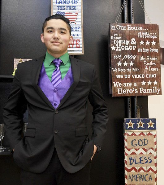 16-year-old sophomore operating his own Northpark Mall store