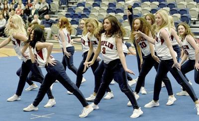 JHS celebrates winter homecoming with community pep rally