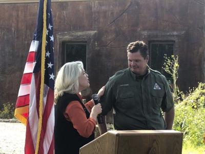 Visitors laud 'cool,' 'beautiful' reopened Shoal Creek education center