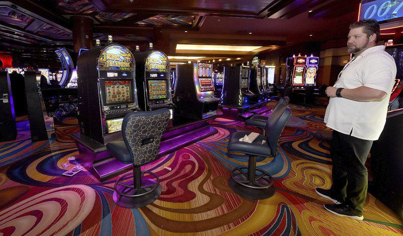 Several area casinos reopening after COVID-19 closures