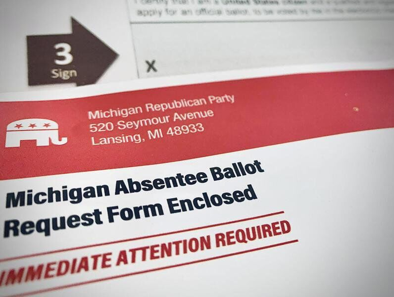 Mailing it in: Data shows mailed ballots benefit both parties in battleground states