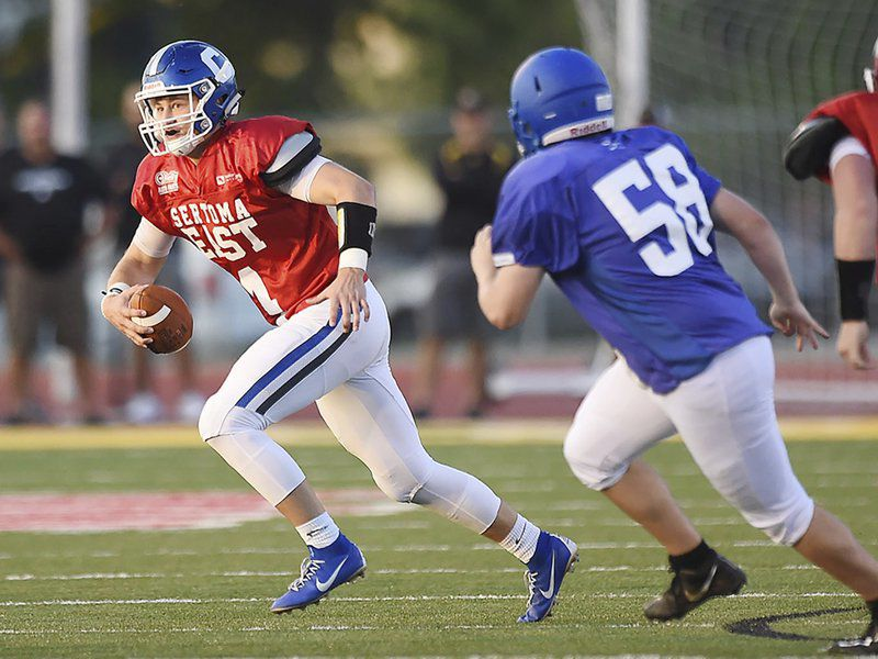 Boswell, area players stand out in Grin Iron Classic