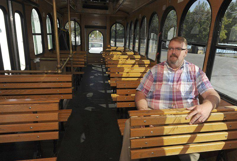 Joplin's first trolleys to go up for sale | Local News