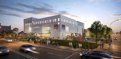 Finalized Cornell Complex renderings unveiled today