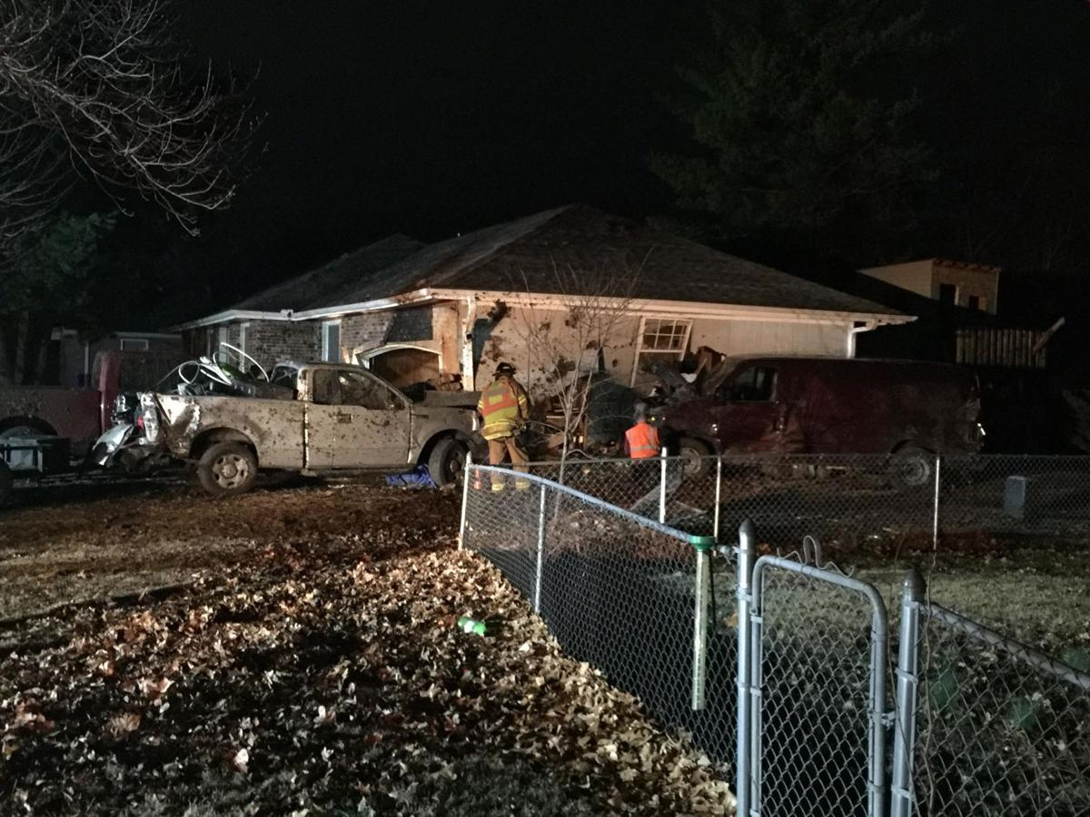 Joplin man arrested after accident causing damage to home | Crime ...