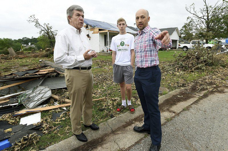 Carl Junction community proceeds with recovery steps in wake of tornado