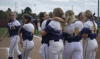 For Monett softball, 22 became a magic number