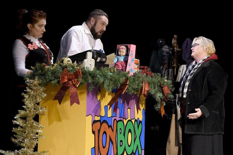 Christmas play hits a wide range of emotions