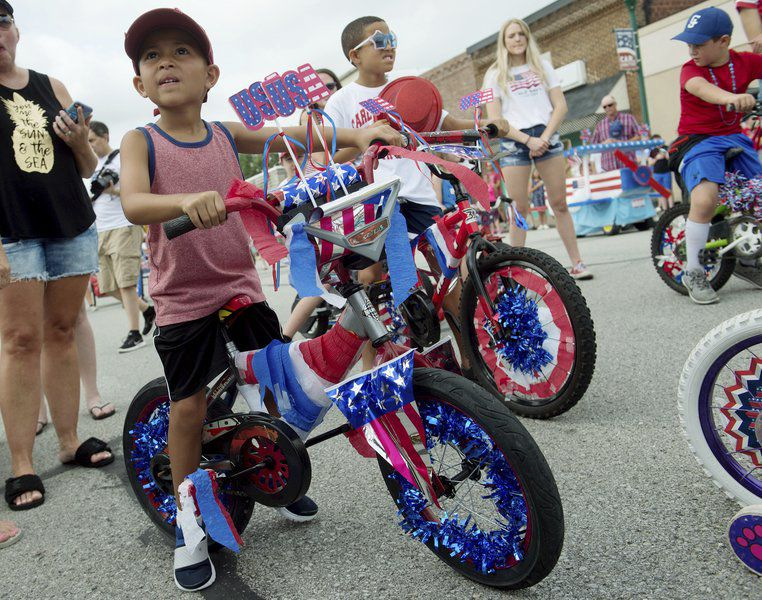 Residents show pride, love of country during Fourth of July festivities