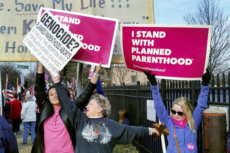 Missouri bill would outlaw abortions if Roe v. Wade overturned