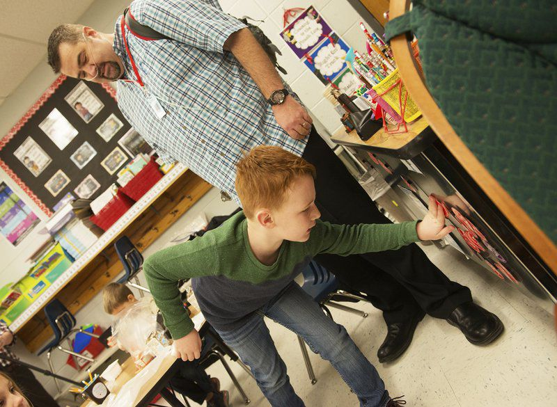 Fighting against lung disease, Webb City man pursues new passion — education