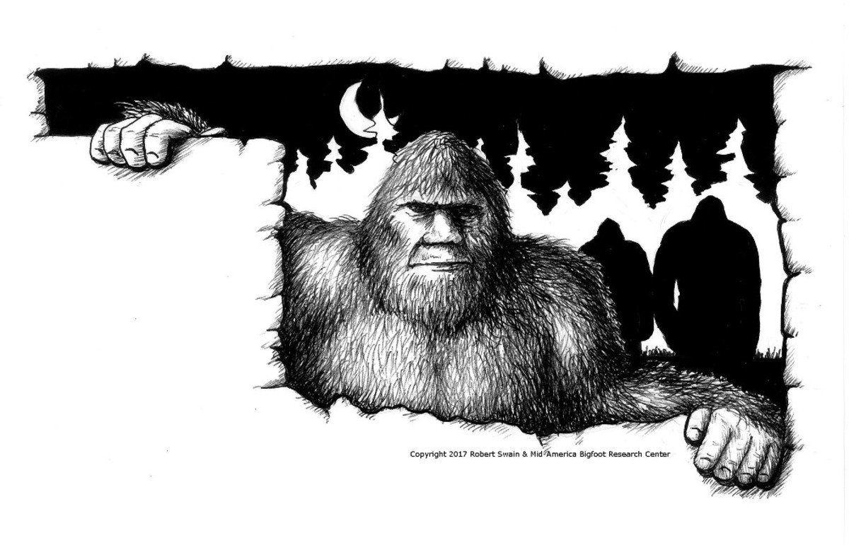 bigfoot research paper Bigfoot: in search of the truth research paper bigfoot is, without a doubt, the most recognized mystery in all of north america the apelike being has reportedly been sighted thousands of times since the beginning of the 19th century.