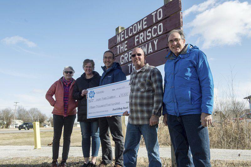 Joplin Trails Coalition seeks community support to get grant