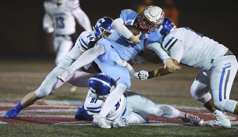 Carthage rides ground game to beat Glendale