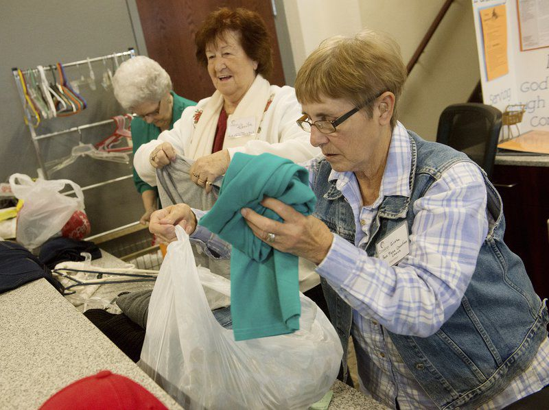 Organizations prepare for Giving Tuesday
