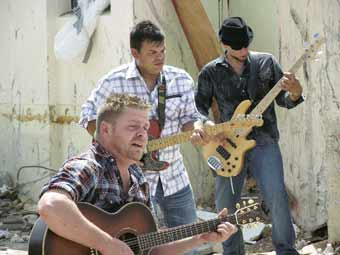 Country band, church choir team up for recovery song | Local
