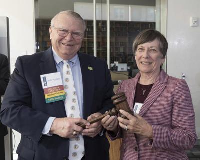 Joplin scholar named president of State Historical Society