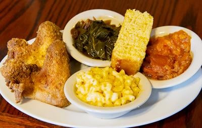 Love On A Plate Soul Food Cafe Offers Rotating Menu Of Comfort