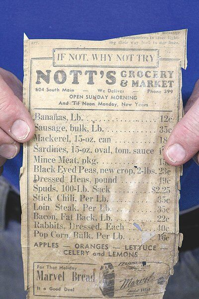 Nott's Grocery remains a family tradition