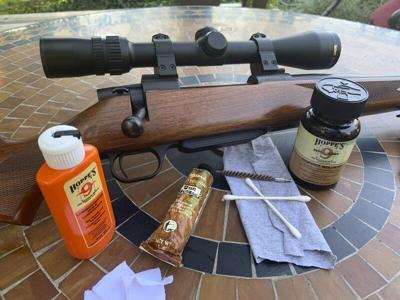 Keith Costley: New carbon rod makes it easier to clean rifles