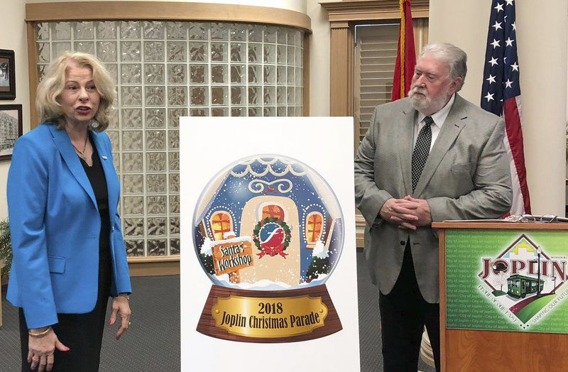 City, Freeman Health unveil theme of Joplin Christmas parade   Local on