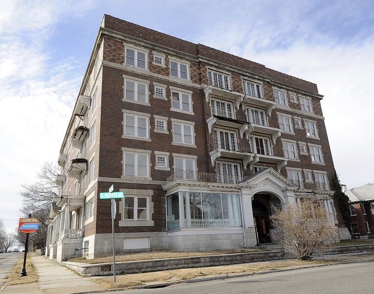 'It's fighting the elements': Developer has plans for Olivia Apartments