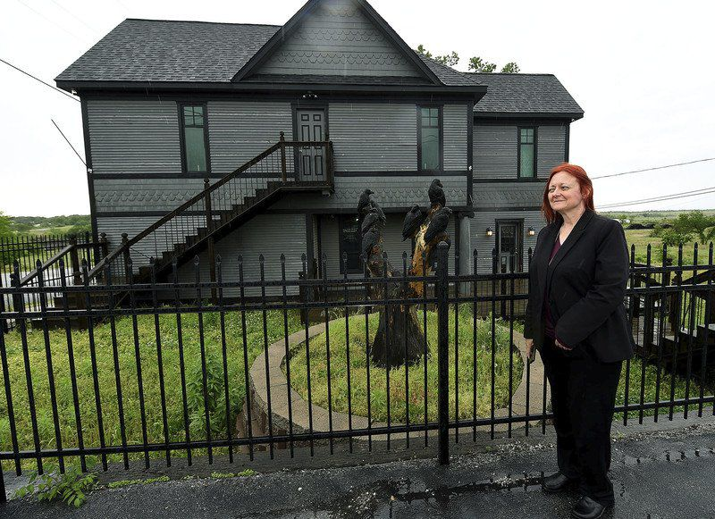 Two normal and paranormal history walking tours planned this weekend
