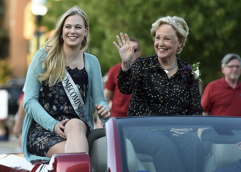 Joplin High School resurrects homecoming parade