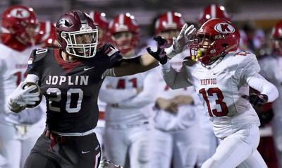 Joplin's second-half adjustments lead to district semifinals win
