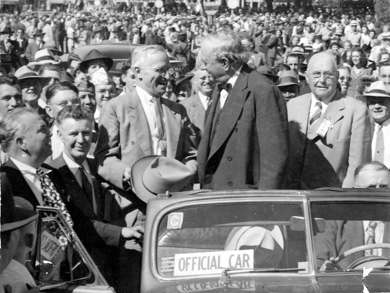 Bill Caldwell: Truman birthplace honors president's humble origins
