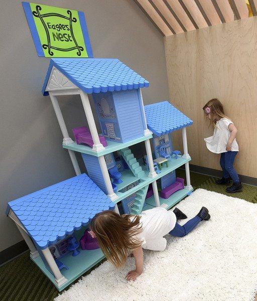 Joplin Early Childhood Center unveiled