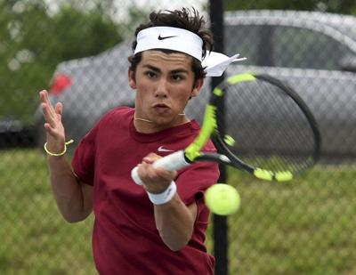 After stellar junior year, Lewis will lead Joplin tennis team this spring