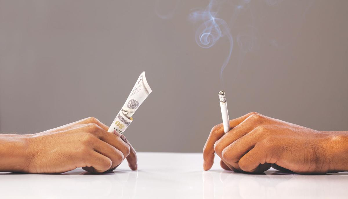 Tobacco in Missouri