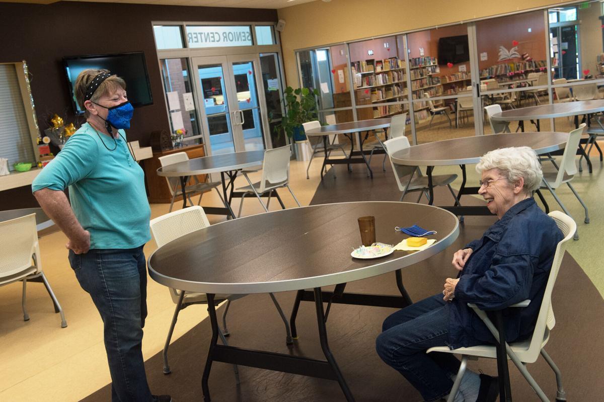 Senior Centers Open